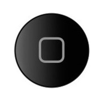 Ipad 2/3 Replacement Home Button - Black - image 1 of 1