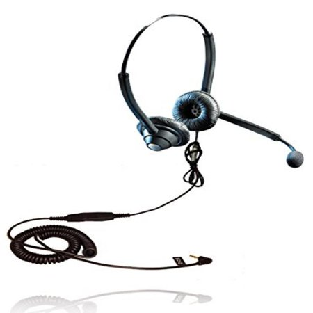 Jabra Headset for SPA & Linksys IP Phones - 2 5mm cable