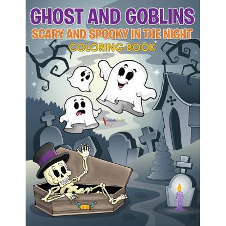 Ghost and Goblins Scary and Spooky in the Night - Ghosts And Goblins Stories For Halloween