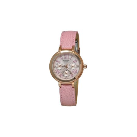 quality design 12971 bd2d0 Casio Sheen SHE3034GL-4A
