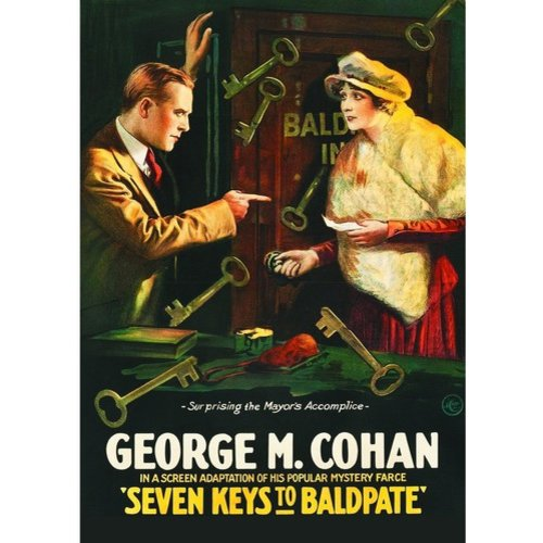 Seven Keys To Baldpate (1917)
