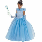 Blue Princess Cynthia Child Halloween Costume