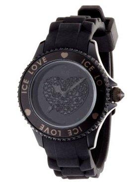 Ice-Watch Ice-Love Crystal Black Unisex Watch LOBKUS10