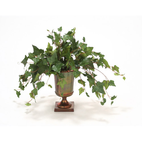 Distinctive Designs Mountain Ivy Desk Top Plant in Urn