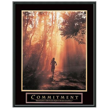 Amanti Art Commitment Framed Photographic Print