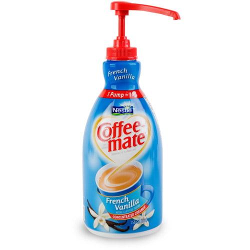 Nestlé Coffee-mate French Vanilla Coffee Creamer 50.7 fl. oz. Bottle