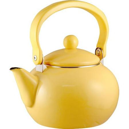 Reston Lloyd Calypso Basic 2 Qt. Harvest Tea Kettle