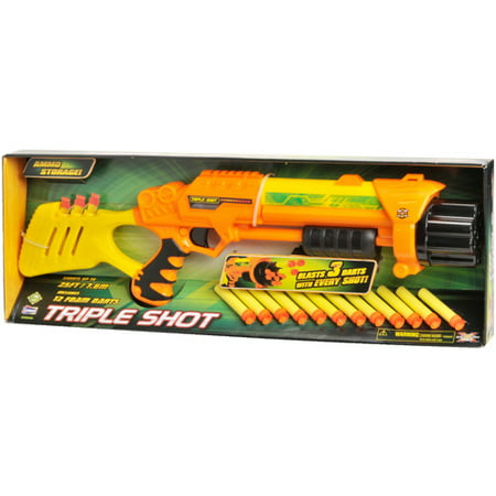 Total Air X-Stream Triple Shot 12 Dart Shooter