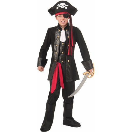 Easy Pirate Costume For Kids (Seven Seas Pirate Costume for)
