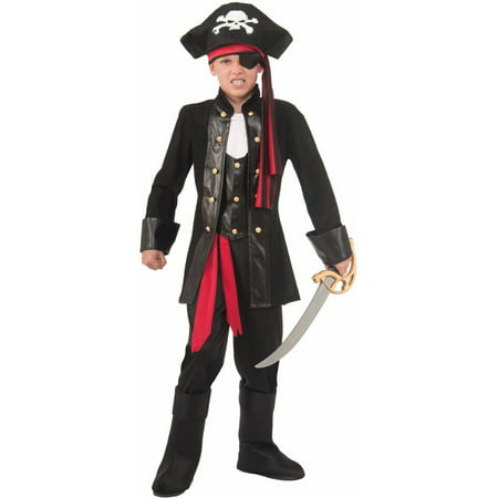 Seven Seas Pirate Costume for Kids - Pirate Costume For Kids