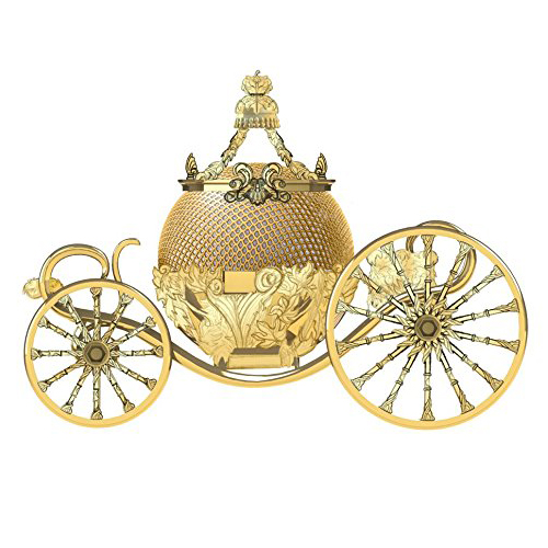 Cinderella Carriage Bluetooth Speaker
