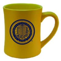 University Of California Berkeley Cal 16 oz. Matt Mug-Gold