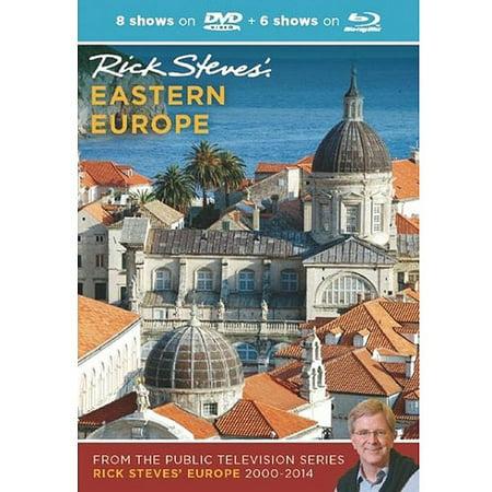 Rick Steves' Europe 2000-2014: Eastern Europe (Blu-ray) (Widescreen)