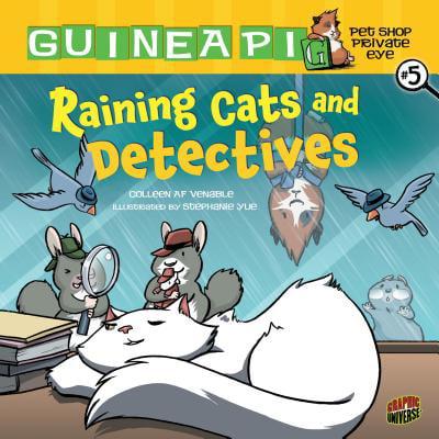 Raining Cats and Detectives : Book 5 (Raining Cats)
