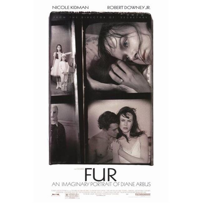 Posterazzi MOV395313 Fur an Imaginary Portrait of Diane Arbus Movie Poster - 11 x 17 in. - image 1 de 1