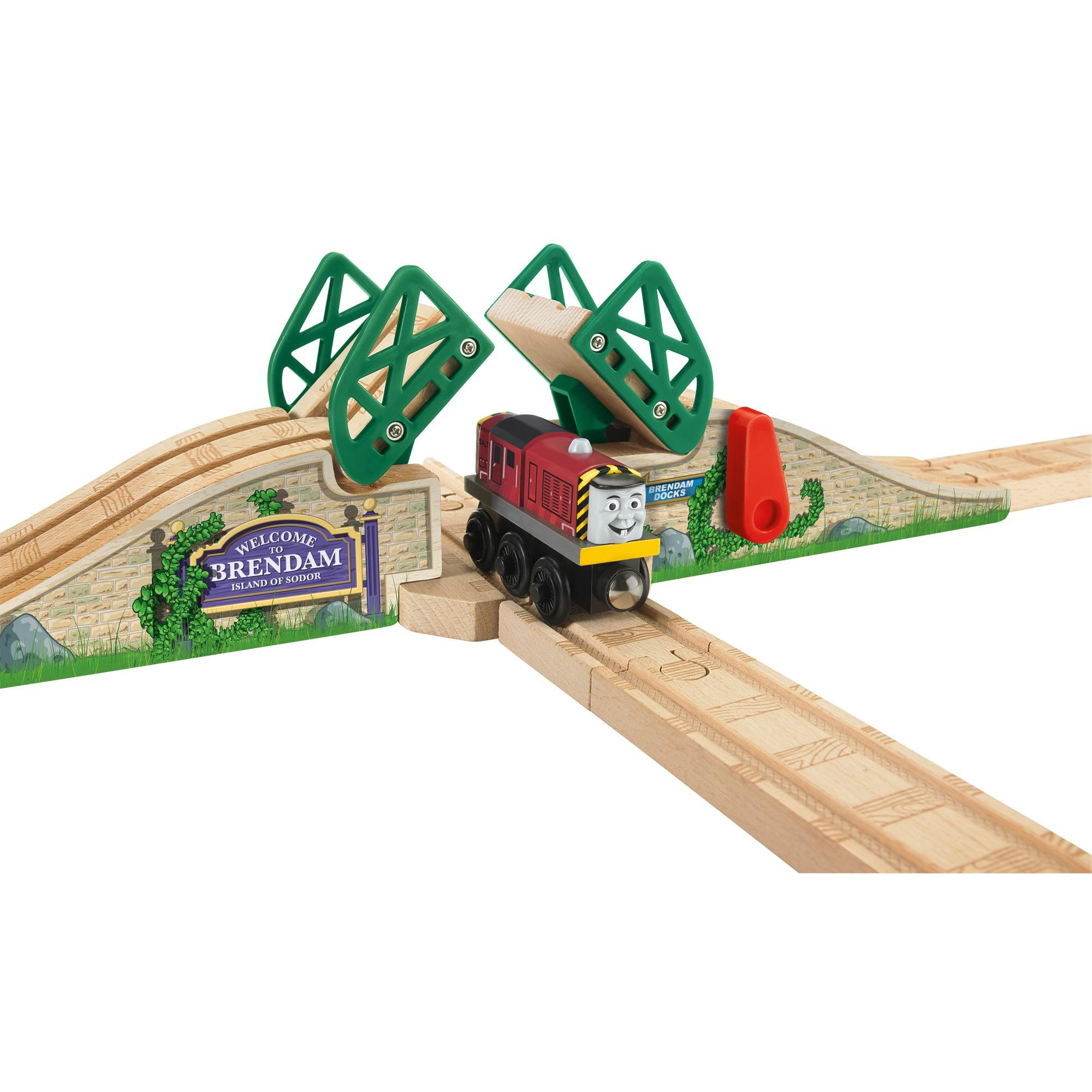 Thomas & Friends Wooden Railway Stone Drawbridge