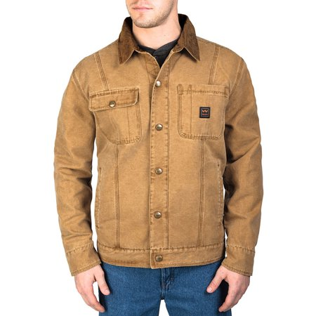 Walls Mens Ranch Amarillo Duck Cotton Twill Jacket M