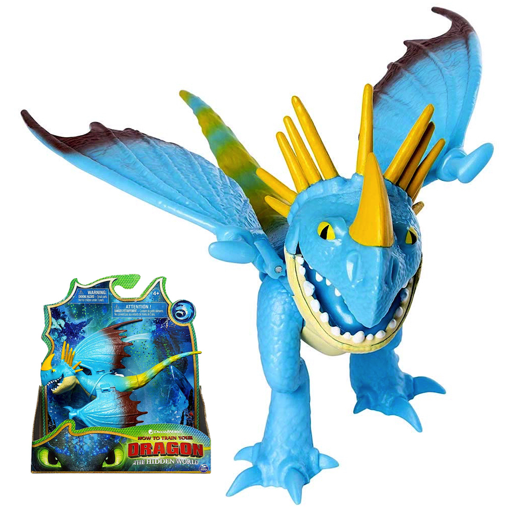 Stormfly Dragon How to Train Your Dragon The Hidden World ...