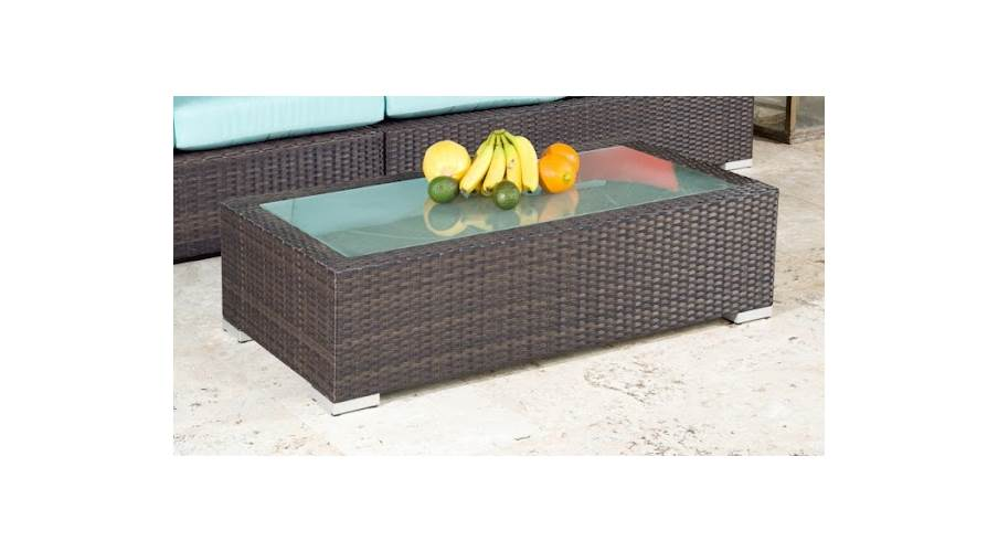 Source Outdoor Lucaya Coffee Table by Source Outdoor