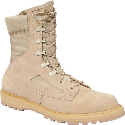 rocky tactical boots mens us army steel toe welt cordura tan r6008