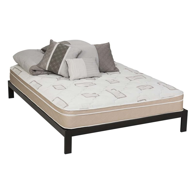 Wolf Lifetone Eurotop Queen Platform Set