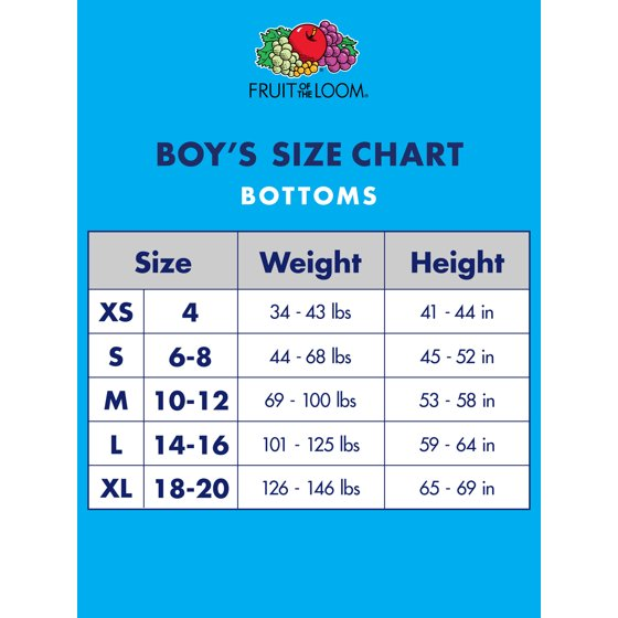 Fruit Of The Loom Orted Cotton Boxer Briefs 5 Pack Boys