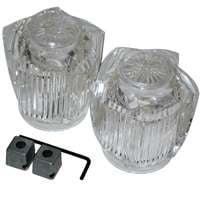 Danco 80906 Decorator, Knob, Large Windsor Faucet Handle, - Decorator Replacement Handle