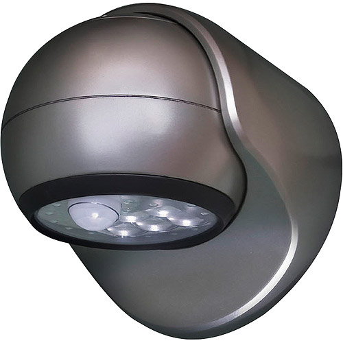 Fulcrum Light-It Wireless Motion Activated 6-LED Porch Light