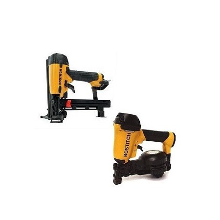 Bostitch Roofkit2 1 3 4 In Roofing Nailer And 18 Gauge