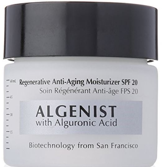 Algenist Regenerative Anti-Aging Face Moisturizer, SPF 20, 2 Oz