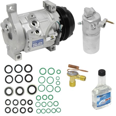 New A/C Compressor and Component Kit 1051364 - Express 3500 Express 2500 (Code Express Kit)