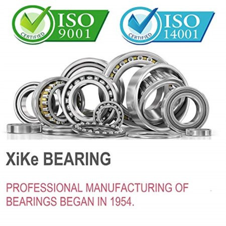 XiKe Front Load Washer Tub Bearings and Seal Kit, Replacement For LG & Kenmore Etc, Part 4036ER2004A 4280FR4048L 4280FR4048E 4036ER4001B