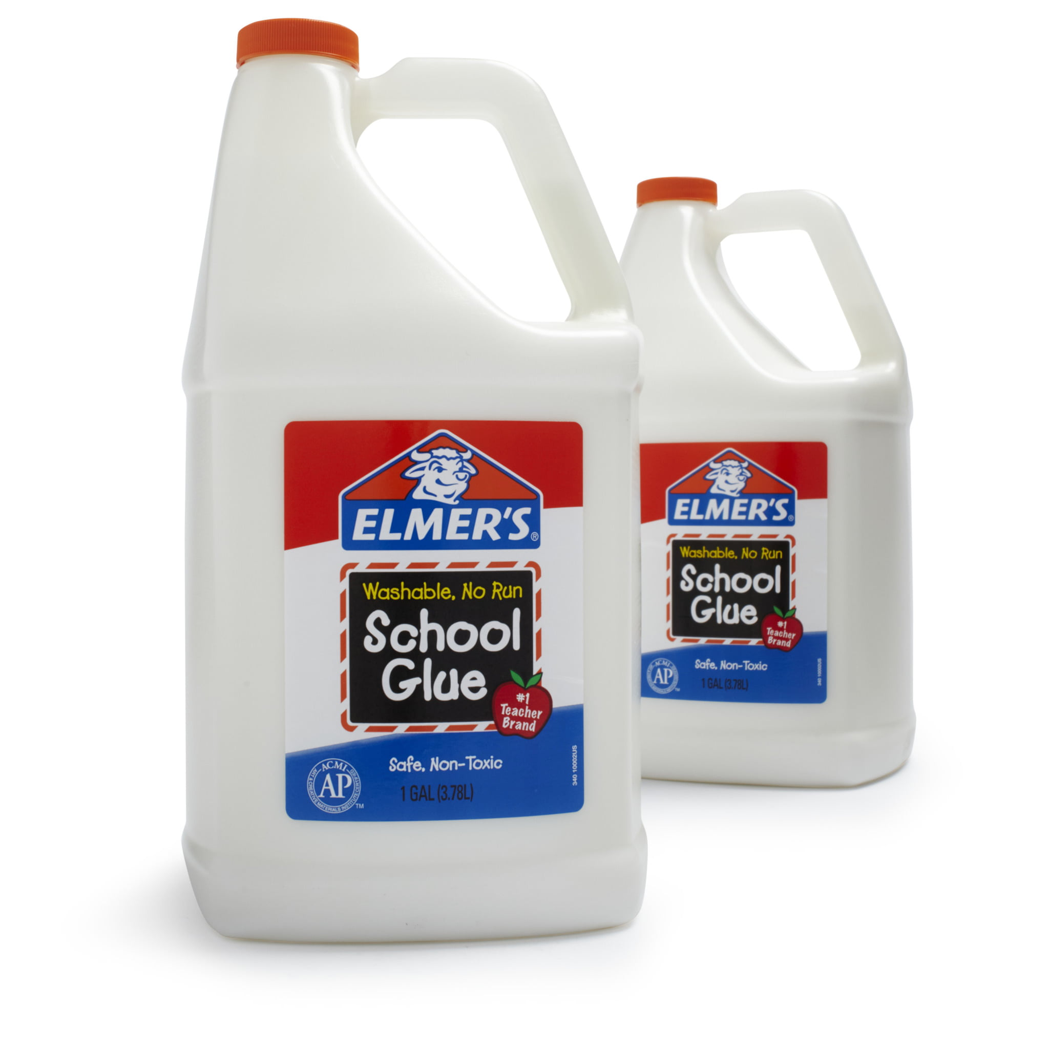 elmer s liquid school glue washable 1 gallon great for making