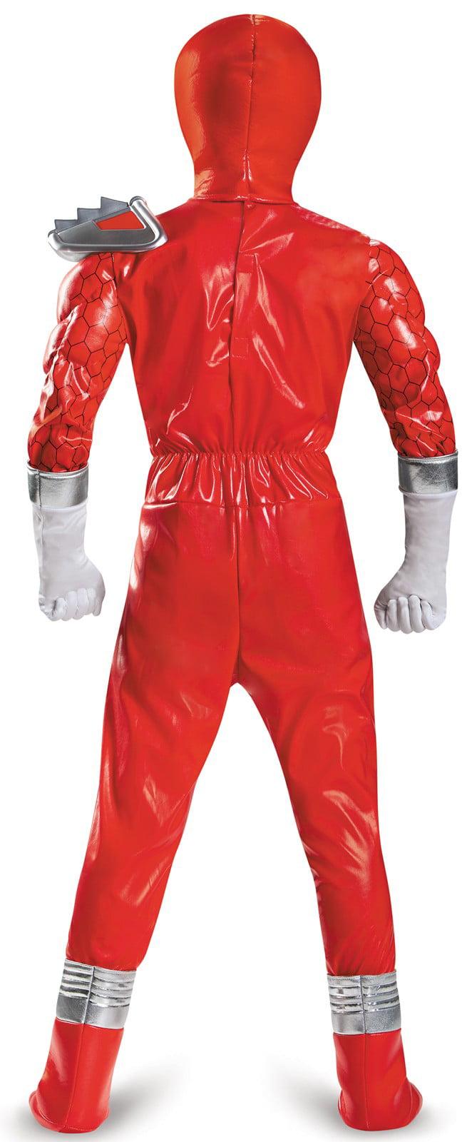 Power Rangers Dino Charge Red Ranger Prestige Child Halloween ...