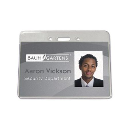 Baumgartens Proximity Badge Holder BAU47810 Baumgartens Proximity Badge Holder