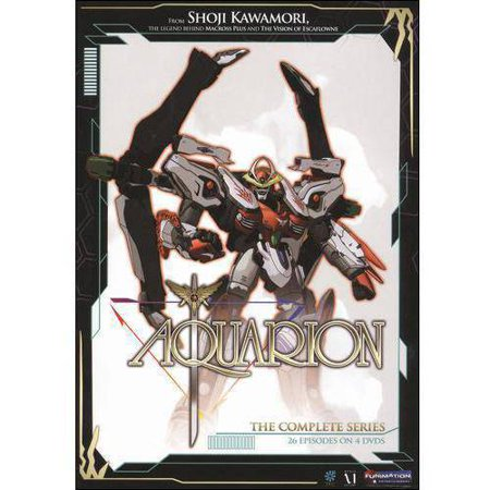 Aquarion  Complete Series  Widescreen
