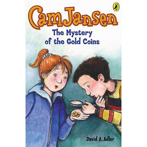 Cam Jansen and the Mystery of the Gold Coins: The Mystery of the Gold Coins