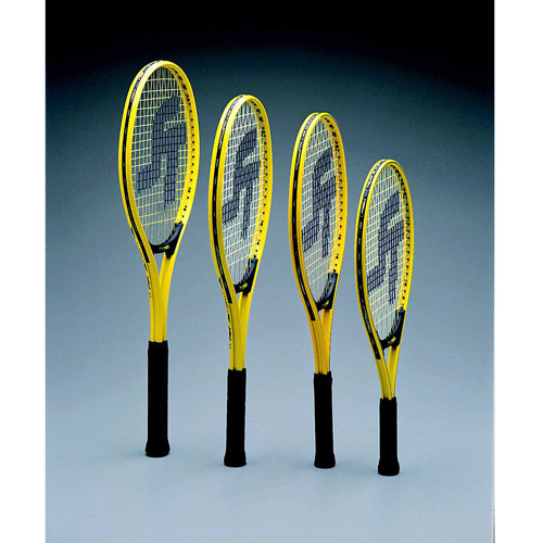 Sportime Yeller Aluminum Tennis Racquet, Multiple Sizes, Yellow by Sportime