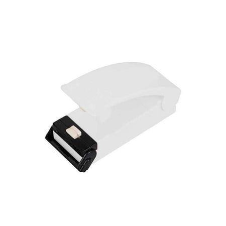Mini Pocket Home Sealing Machine Snacks Bag Sealer Heat Sealer Vacuum Portable Bag Cilps Handy Sealing Machine ()