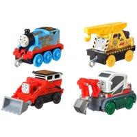 Thomas & Friends TrackMaster Push Along Trains 4-Pack (Characters May Vary)