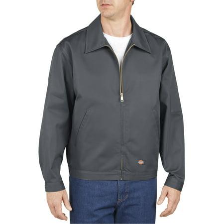 Dickies Mens Unlined Eisenhower Jacket  Charcoal   S Rg