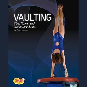 Vaulting - Audiobook