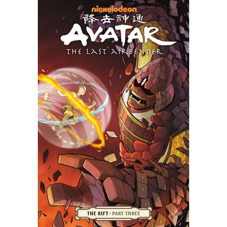 Avatar: The Last Airbender - The Rift Part 3 -