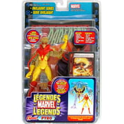Marvel Series 13 Onslaught Pyro Action Figure