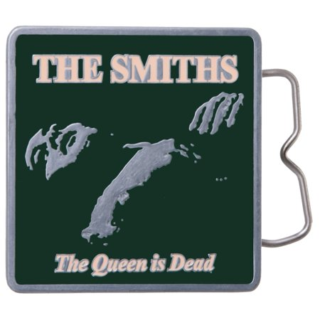 The Smiths - Queen Is Dead Belt Buckle