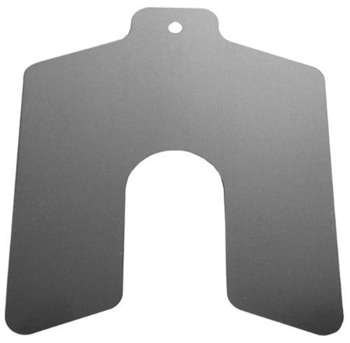 Precision Brand Decimal Slotted Shim Refill Packages - 2x2 .001 slotted shimreplacement