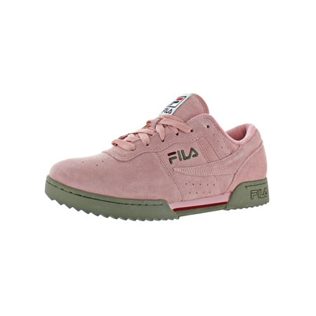 Original Fitness Sneaker - Fila Mens Original Fitness Ripple Suede Padded Insole Fashion Sneakers