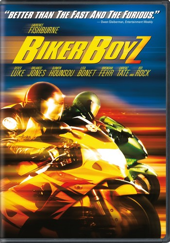 Biker Boyz (DVD) by Paramount Home Entertainment