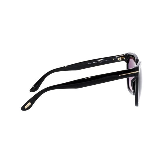 c102d6f3db TOM FORD FT 0502 Sunglasses 01T Shiny Black. Country of Origin  Italy