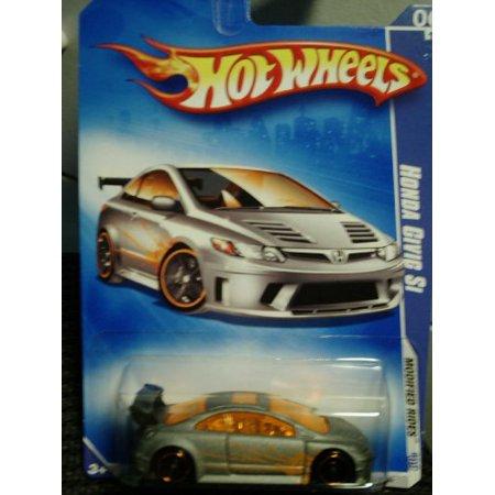Hot Wheels 1:64 Honda Civic Si #6/10 Modified Rides